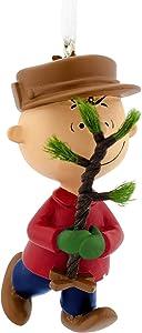 Hallmark Christmas Ornaments, Peanuts Charlie Brown Christmas Tree Ornament
