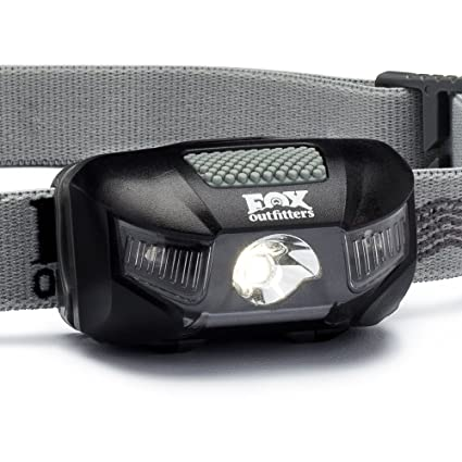 Amazon.com: Firefly LED Headlamp – 115 Max lúmenes, ángulo ...