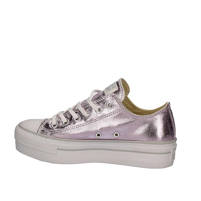 82a677301b1f0d Converse 556784C Sneakers Women Fuchsia 40  Amazon.co.uk  Shoes   Bags