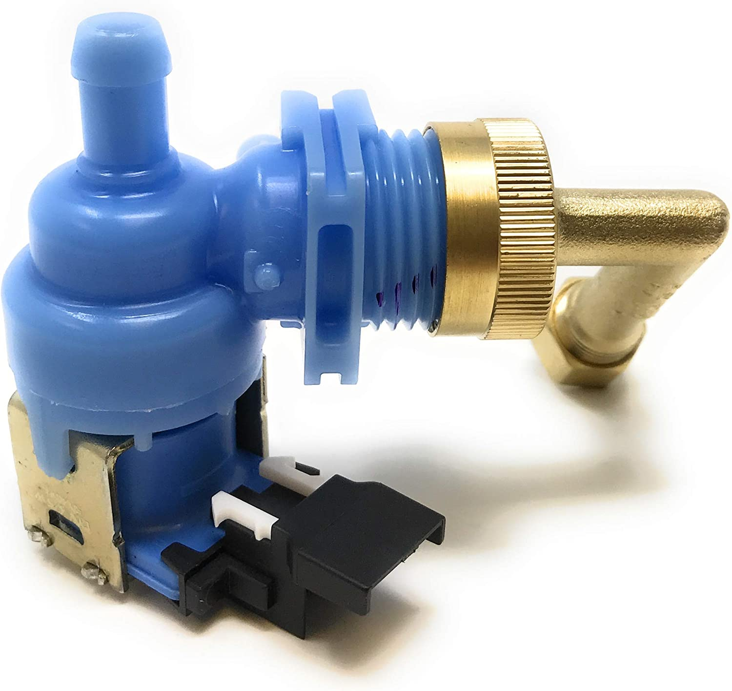 Dishwasher Valve W10648041 with Fitting