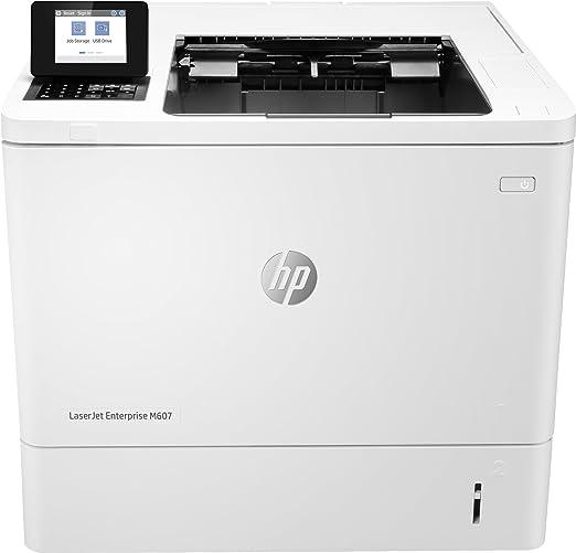 Hewlett Packard LJ Enterprise M607DN Impresora Laser K0Q15A#B19 A4 ...