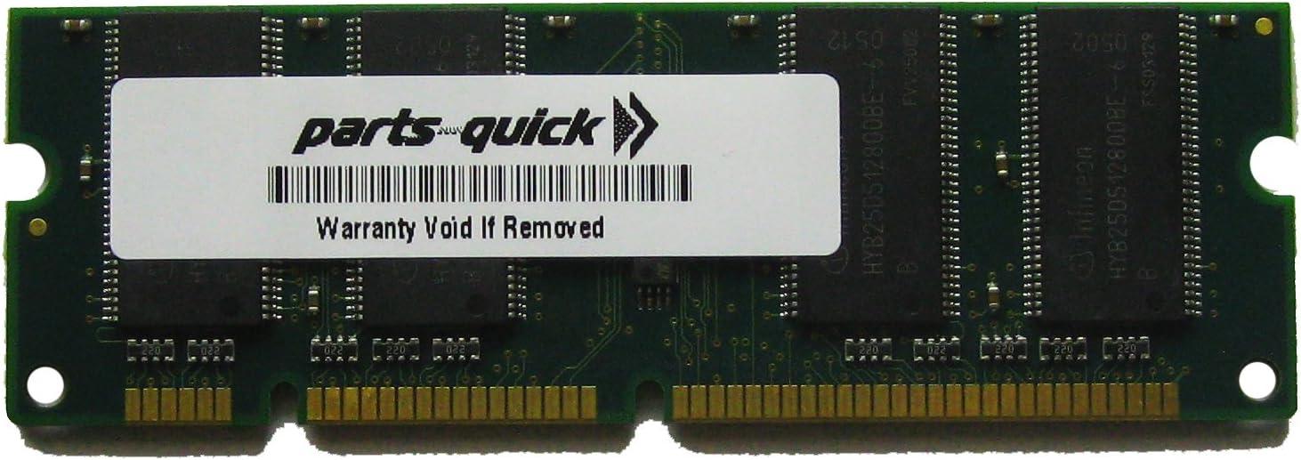 parts-quick HP Q2627A Q7719A Q2619A 256MB 100 pin DDR SDRAM DIMM for HP Laserjet 4240n 4250 4250dtn 4250dtnsl 4250n 4250tn 4345 4345 x 4345 m 4345xs Printer Memory Brand