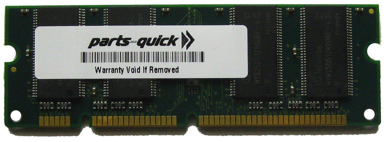 128 MB 100ピンSDRAM DIMMメモリモジュールfor Dellプリンタs2500、デルプリンタs2500 N、デルプリンタp1500 ( parts-quickブランド) B007KAWC40