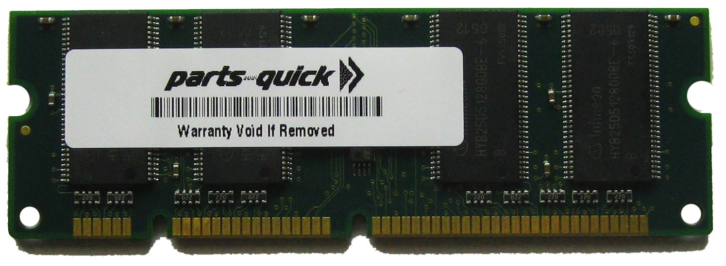 HP Q2628A Q7720A 512MB 100 pin DDR SDRAM DIMM for HP LaserJet M3027 MFP, M3035, M3035XS MFP, M4345XS MFP, M5025 MFP, M5035x MFP Printer Memory (PARTS-QUICK) by parts-quick