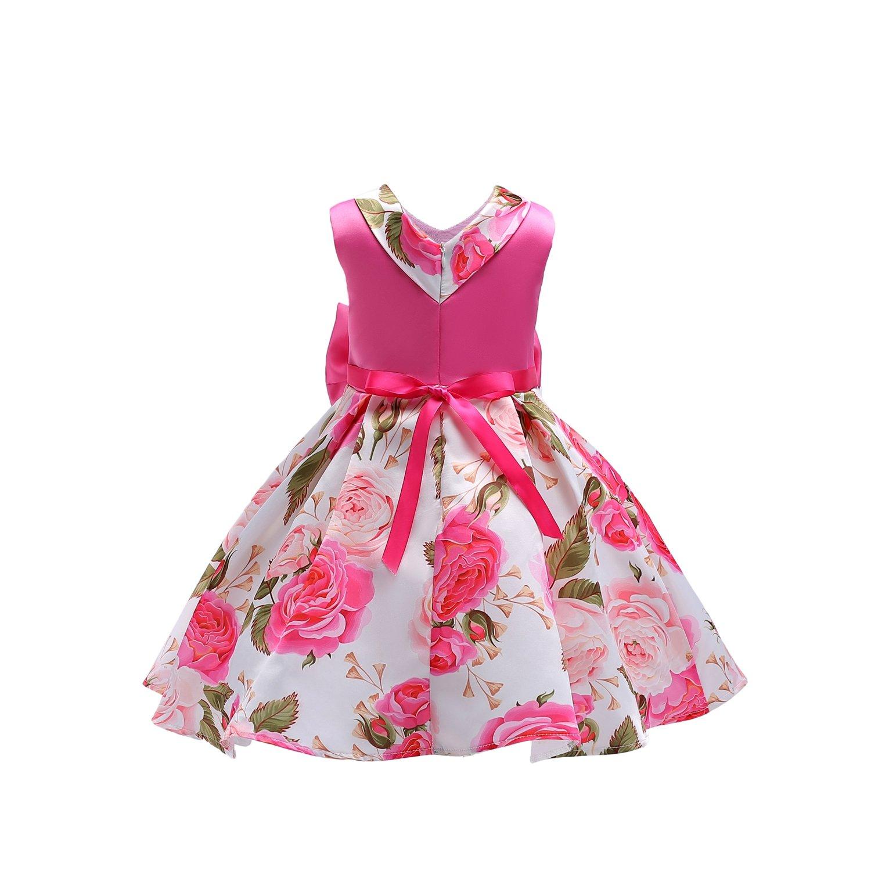 IPBEN Marino, - Vestido Fiesta de Patinaje para Niñas, para con ...