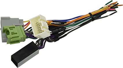 Amazon.com: Scosche FDK106 Compatible with Select 1995-04 Ford Premium Sound  Wire Harness / Connector: Car ElectronicsAmazon.com