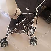 Amazon.com: Carriola Chicco C6, paquete de de 1, Negro: Baby
