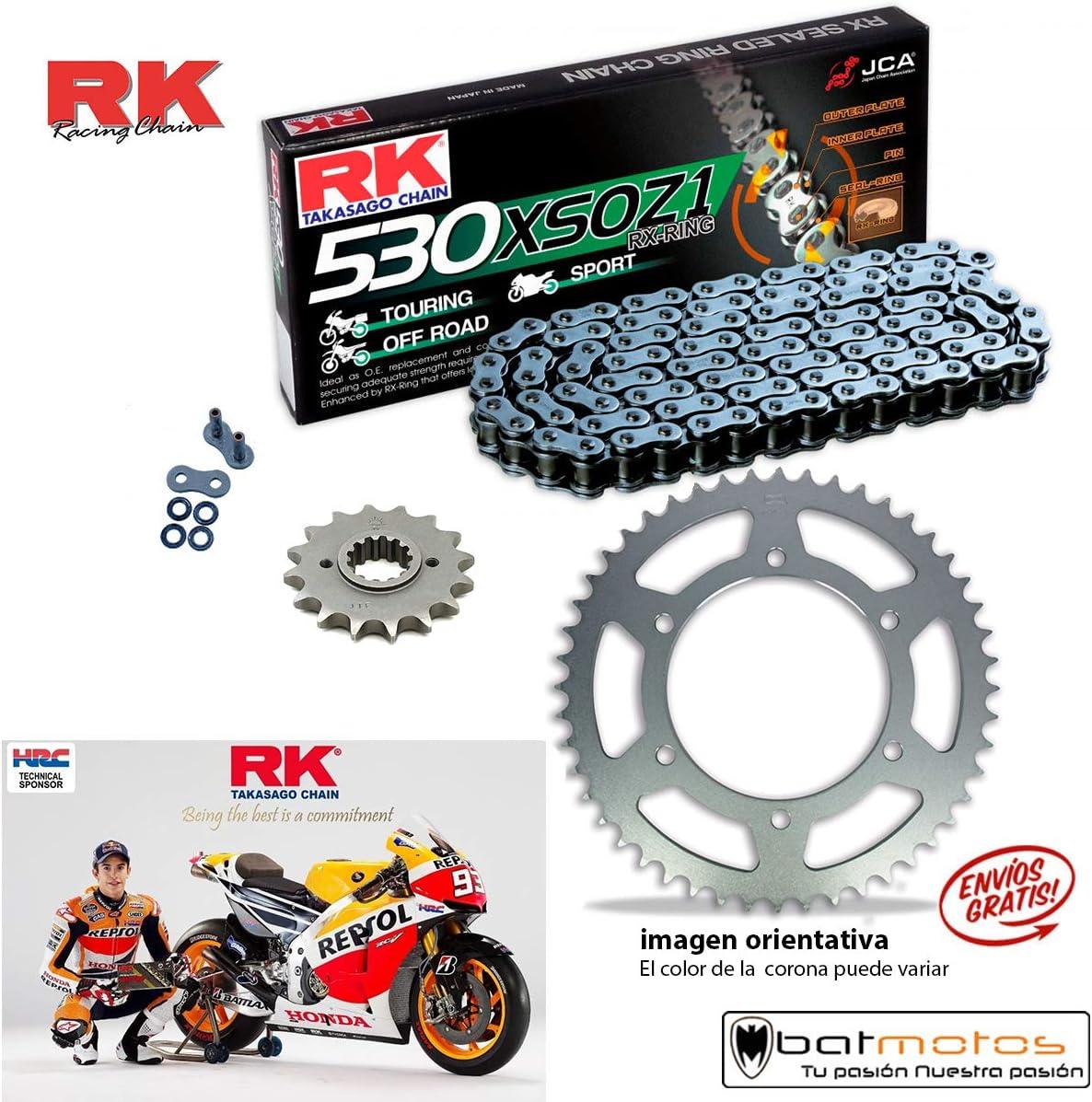Kit de Transmision RK Yamaha YZF-R6 600 2003-2005 15/48-116