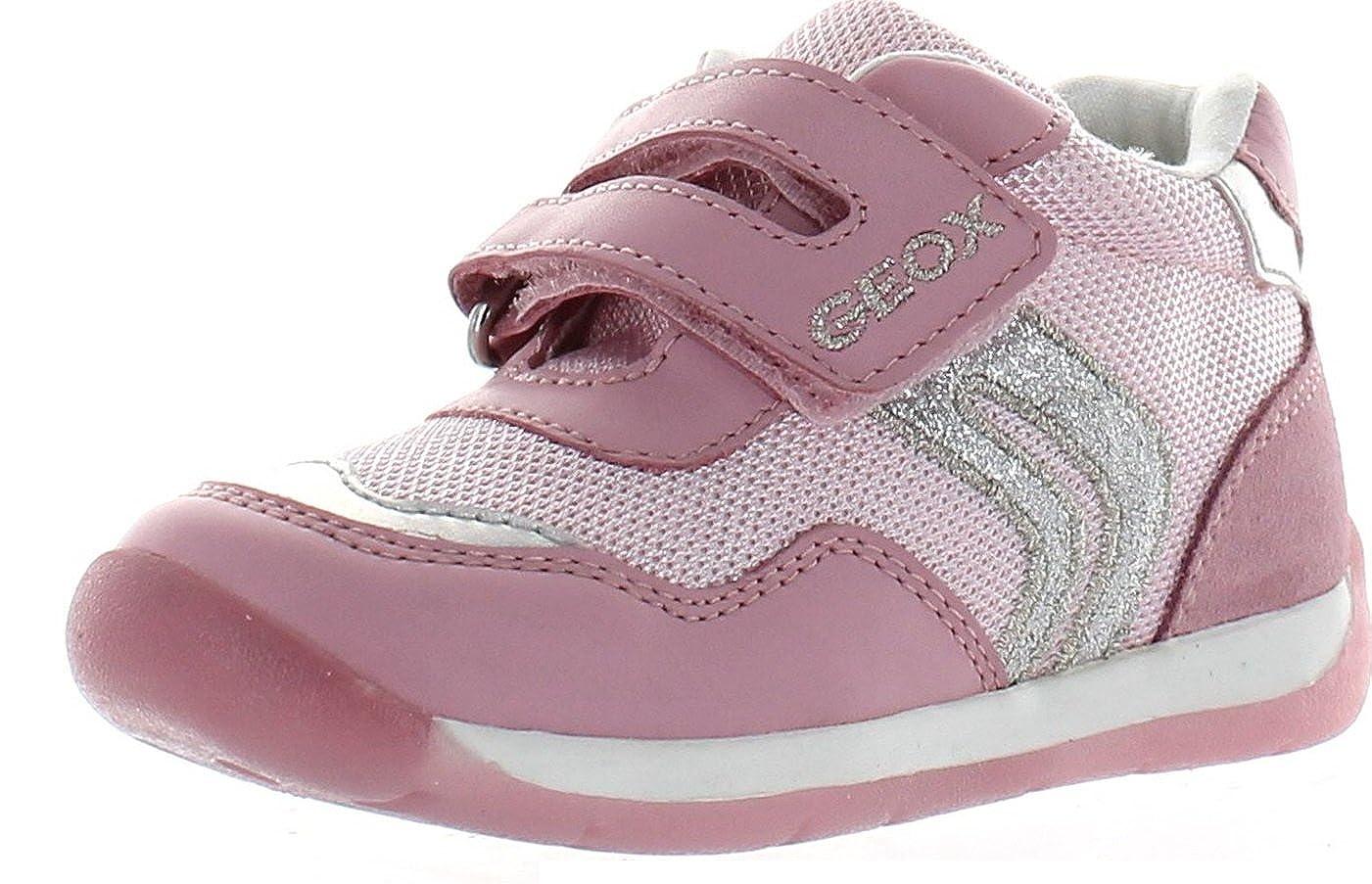 Geox Girls Baby Each Girl Fashion Sneaker