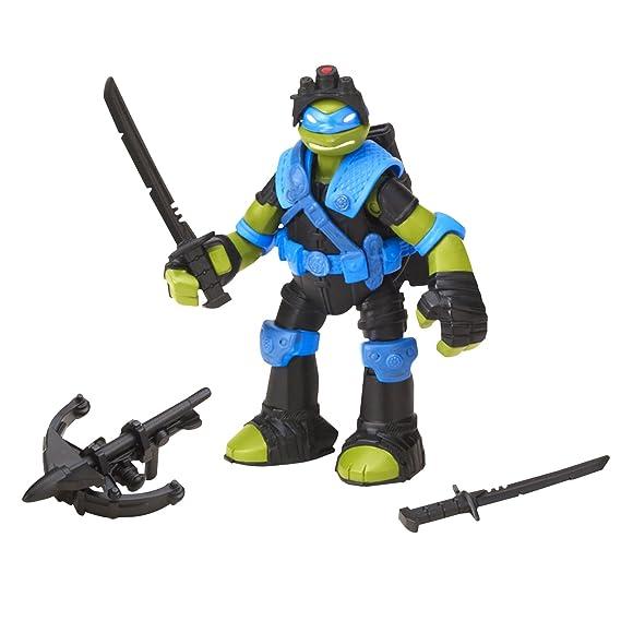 Teenage Mutant Ninja Turtles Stealth Tech Leonardo Action ...