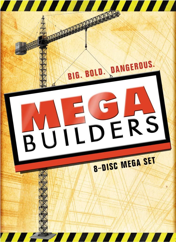 Mega Builders: Mega-Set [DVD] [Import]