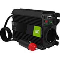 Green Cell PRO 150W/300W 12V naar 230V Sine Wave Volt auto spanningsomvormer Power Solar Inverter DC AC omvormer…