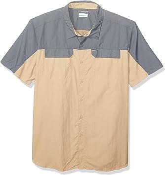 Columbia Camisetas abotonadas para Hombre: Amazon.es: Ropa y accesorios