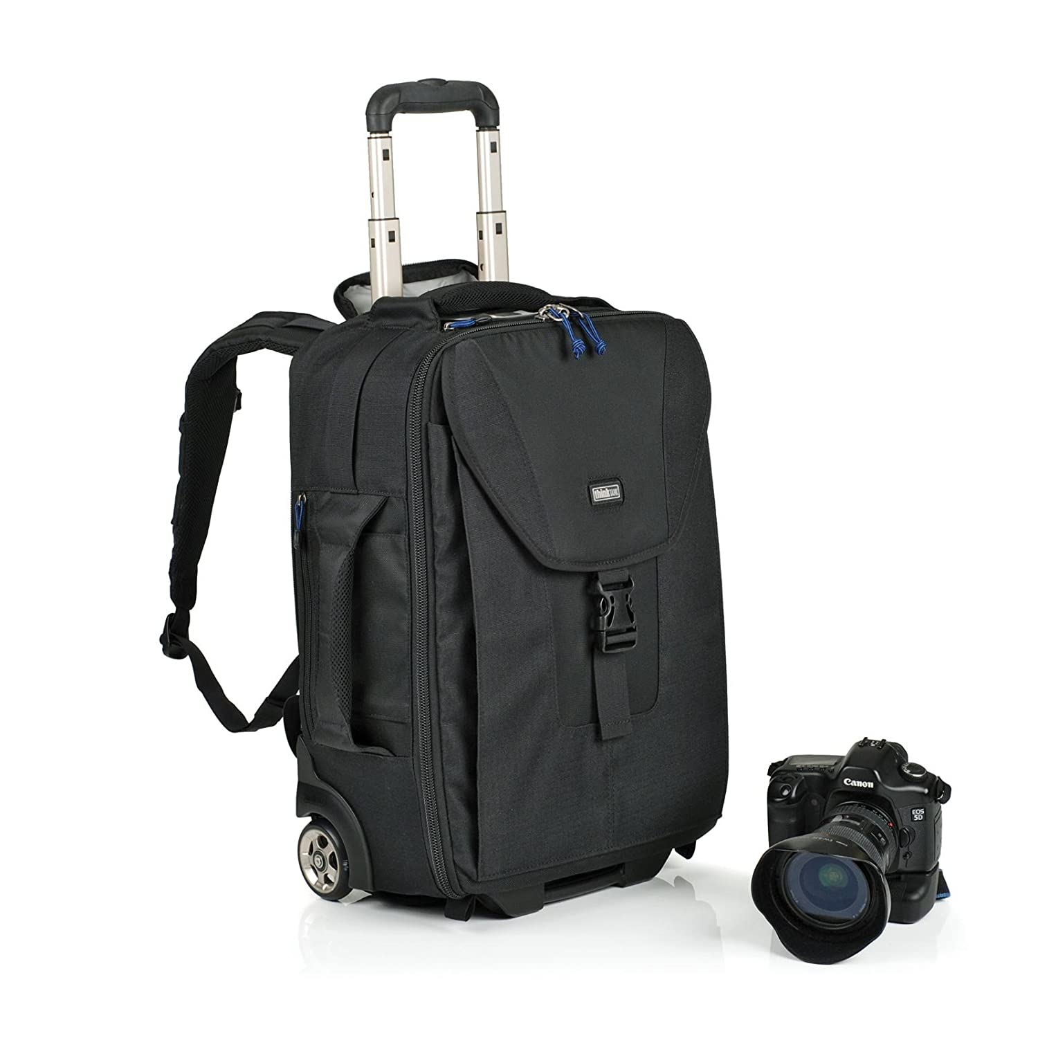 Amazon.com : Think Tank Airport Takeoff Rolling Backpack : Camera ...
