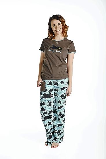cf3b0fb75f50 Amazon.com  Women s Pajama Set by LazyOne