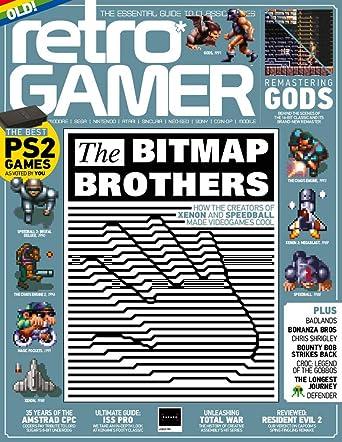 Amazon com: Retro Gamer: Kindle Store