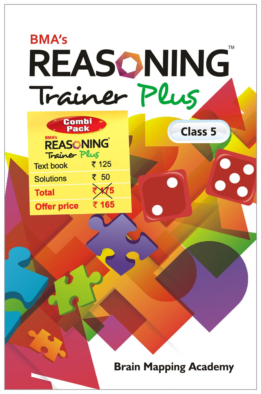 Reasoning Trainer Plus For Class 5 Bi Text Book Sol