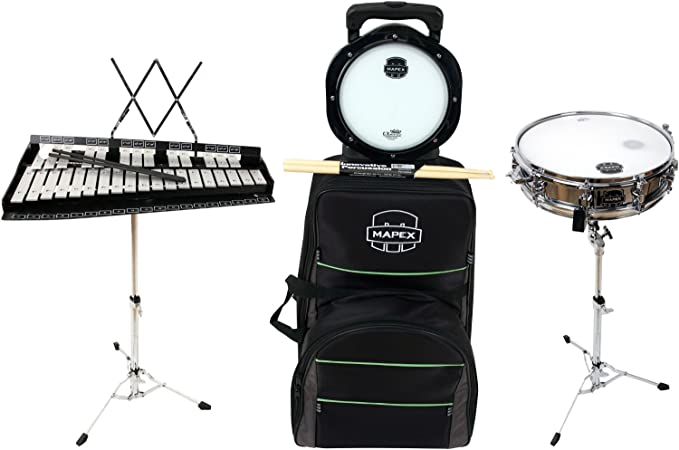 MAPEX Backpack Percussion Kit MPK32PC