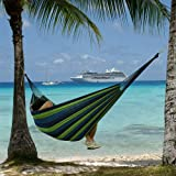 V VONTOX Hammock, Comfortable Canvas Hammock Can