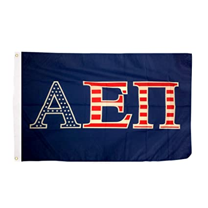 Amazon com : Alpha Epsilon Pi USA Letter Fraternity Flag 3