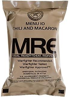 MRE - Ración de comida militar, lista para comer, del ejército de ...