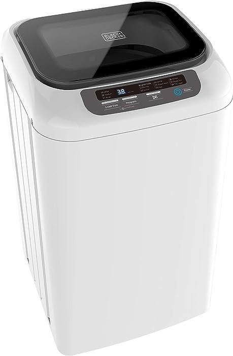 Top 9 Black  Decker Washing Machine