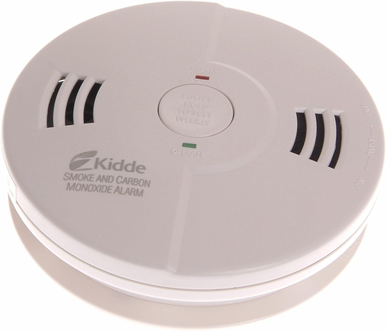 Kidde 0122UK Combination Smoke & Carbon