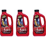Drano Max Gel Clog Remover 32 Oz - Pack of 3