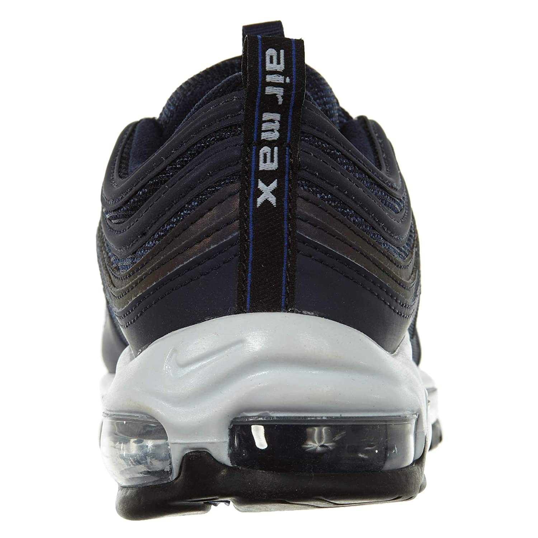 Nike Air Max 97, Scarpe da Ginnastica Basse Uomo, Nero (BlackWhite 001), 41 EU