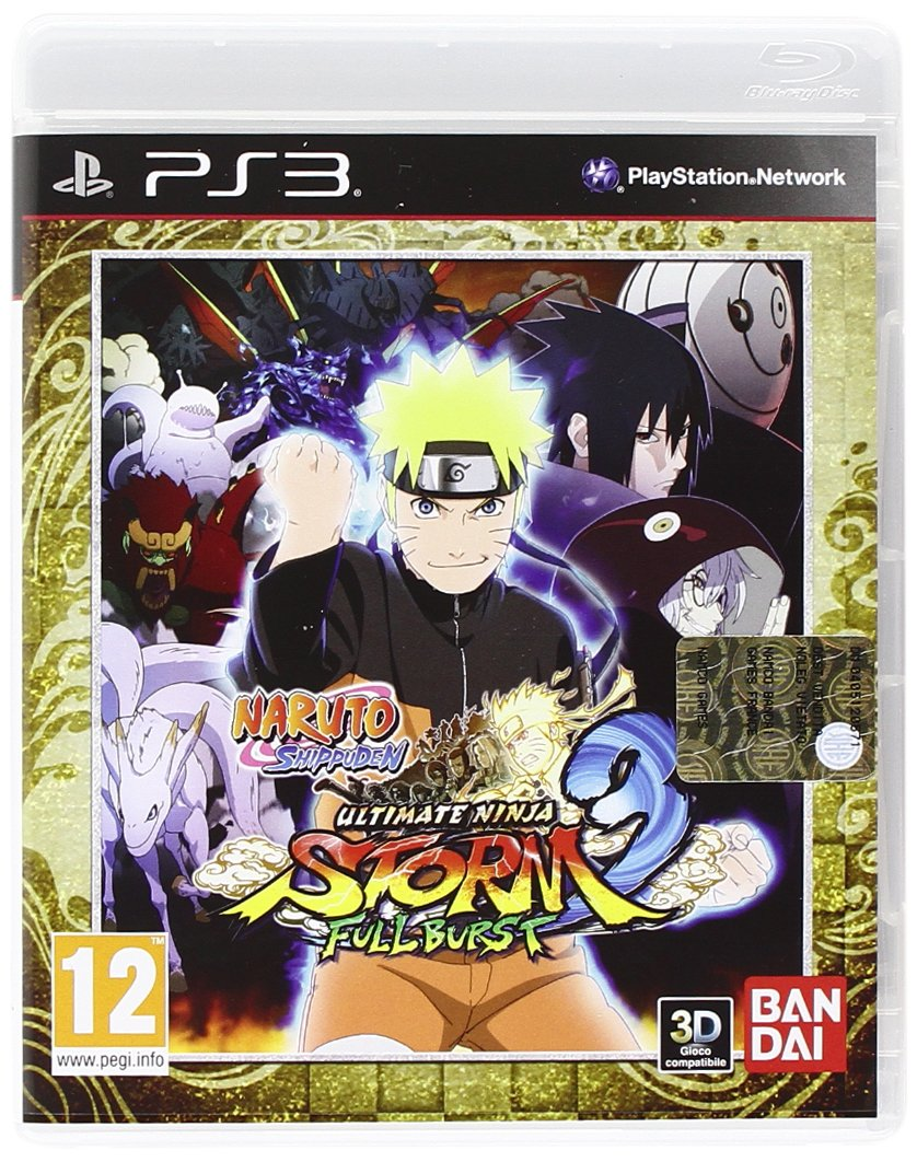 Amazon.com: PS3 - Naruto Shippuden: Ultimate Ninja Storm 3 ...