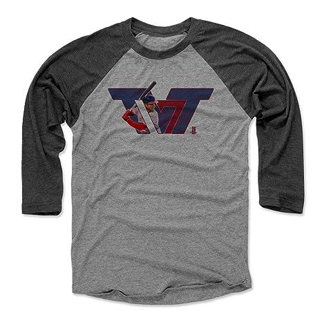 competitive price 2e5da 08479 Amazon.com : 500 LEVEL Trea Turner Baseball Tee Shirt ...