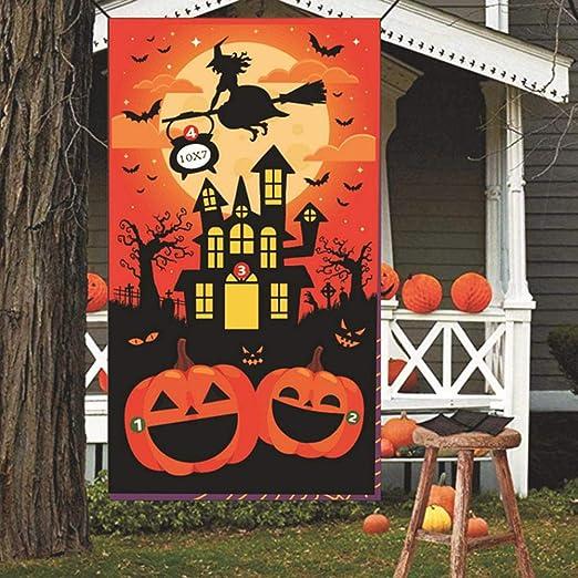 Tawcal Bolsa de Frijoles Juegos, Halloween Partido ...