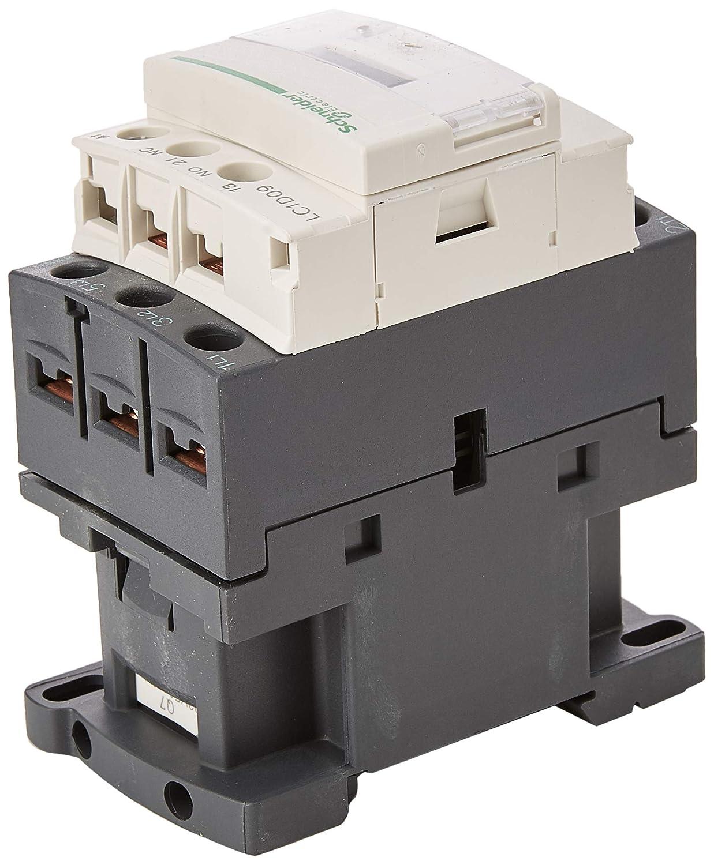 Schneider electric lc1d09q7tesys d Contacteur, 3p, 440V 9A AC-3, 380V AC Bobine