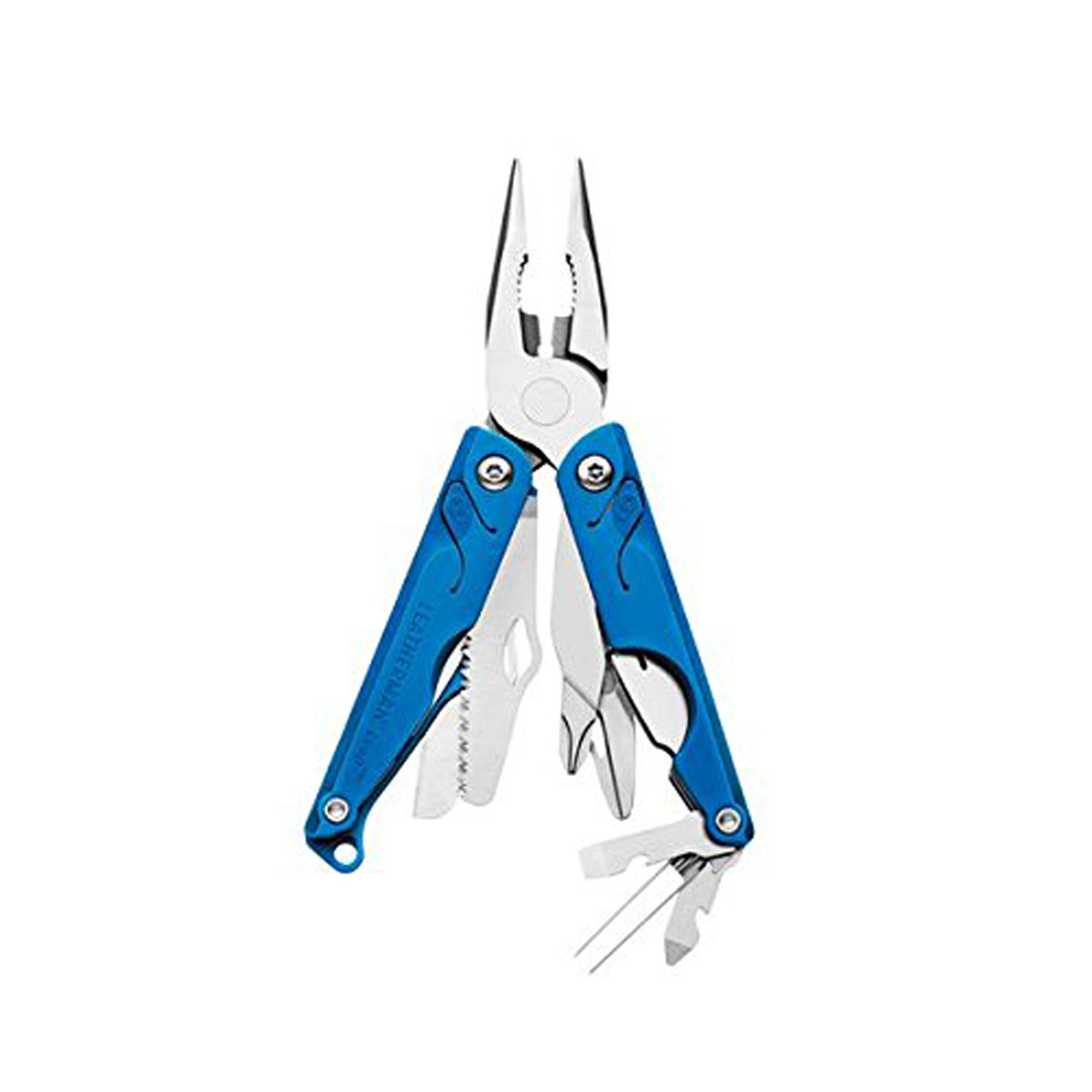Leatherman - Leap, Multitool for Kids, Stainless Steel, Blue