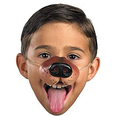 Disguise Costumes Dog Nose, Child: Disguise: Toys & Games
