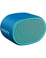 Sony SRSXB01L Wireless Audio Speakers, Blue, (SRSXB01L)