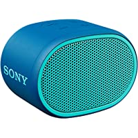 Sony SRSXB01L Wireless Audio Speakers, Blue, (SRSXB01L)
