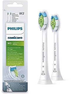 Philips HX9032/10 - Pack con 2 cabezales para cuidado de las encías para cepillos Sonicare: Amazon.es: Salud y cuidado personal