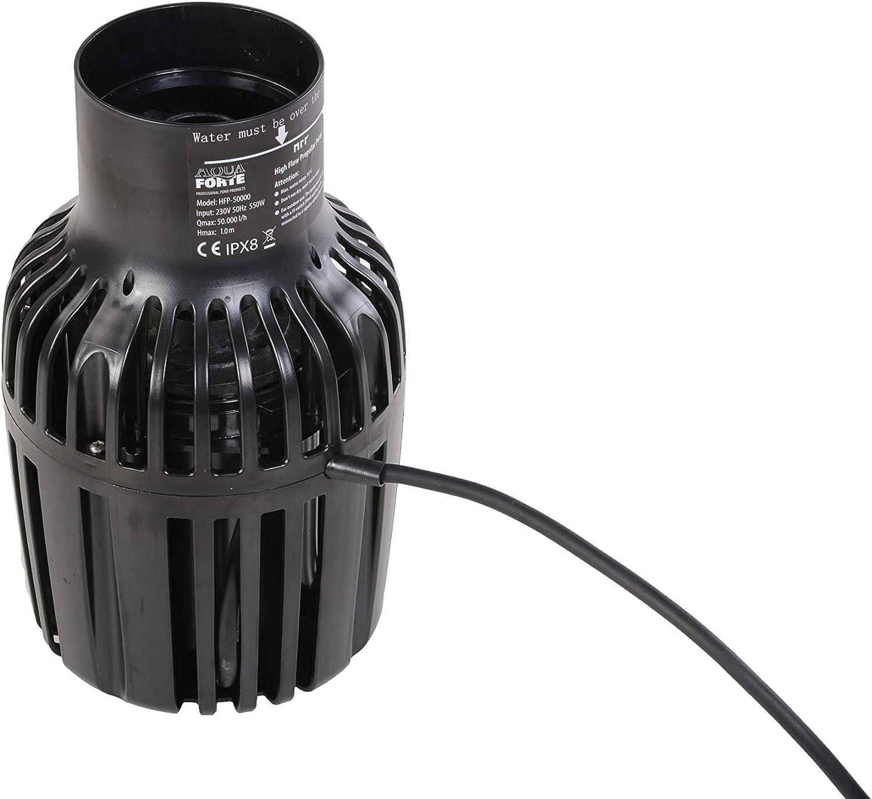 135/W Hauteur de refoulement 3,5/m AquaForte Tube Pompe hf26000/26/m/³//h