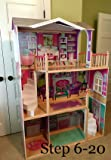 MASSIVE furnished dollhouse for multiple 18