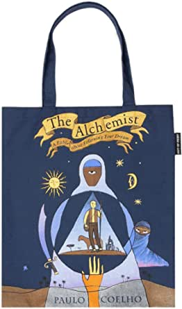 Out of Print The Alchemist Tote Bag