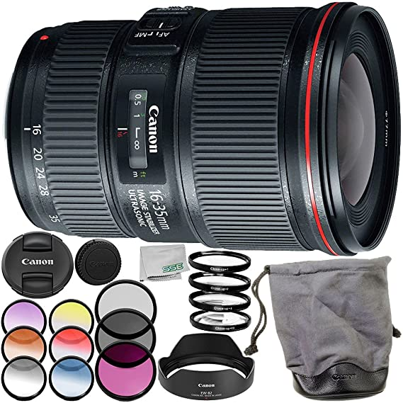 Review Canon EF 16-35mm f/4L