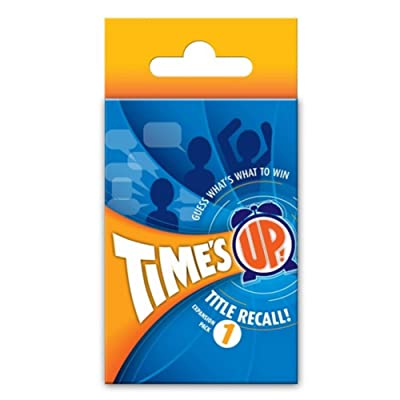 Time's Up - Title Recall Expansion Pack 1: Toys & Games