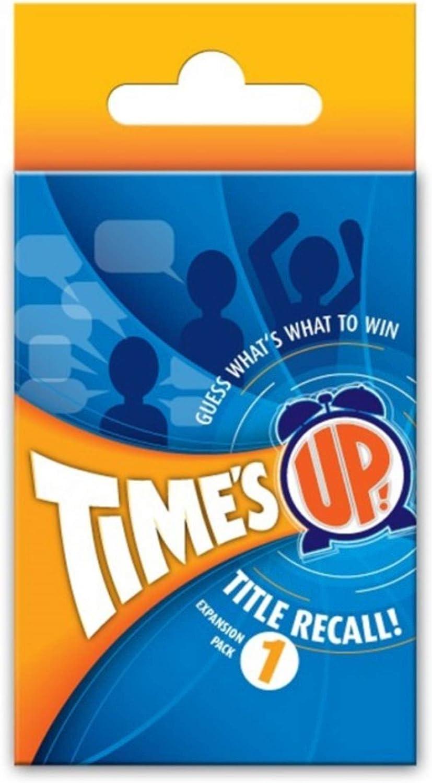 Times Up!: Title Recall Expansion #1: Amazon.es: Juguetes y juegos