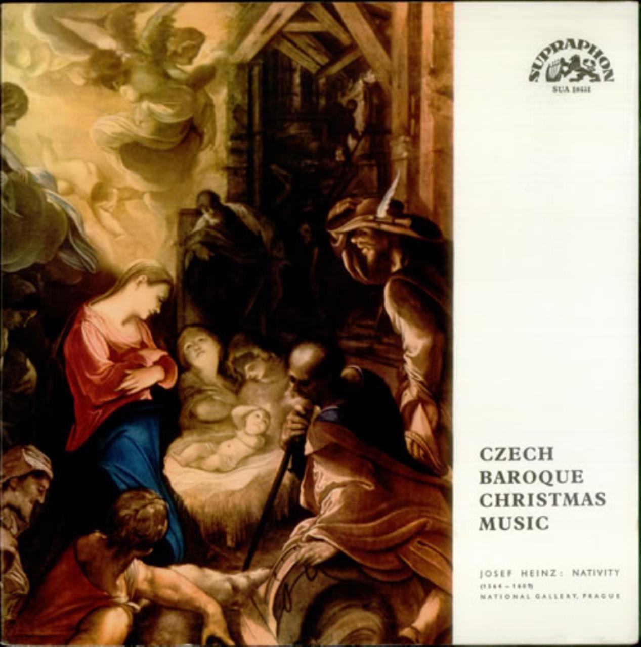 Various-Religious - 50451 VARIOUS ARTISTS Czech Baroque Christmas ...