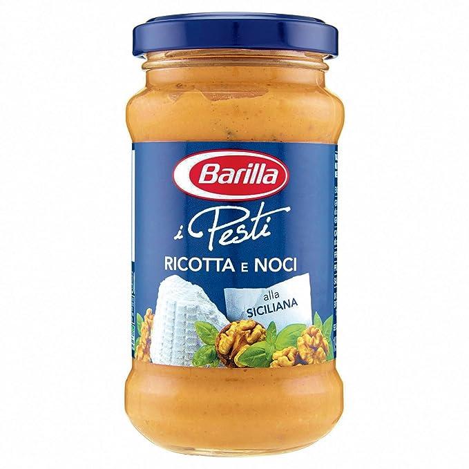 Barilla Pesto Siciliano 190 gr