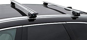BRIGHTLINES 2018-2019 Jeep Compass Roof Rack Crossbars