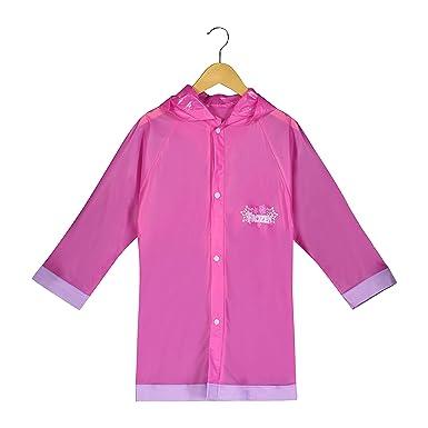 9da0ccae0 Amazon.com  Disney Frozen Little Girls  Waterproof Outwear Hooded ...