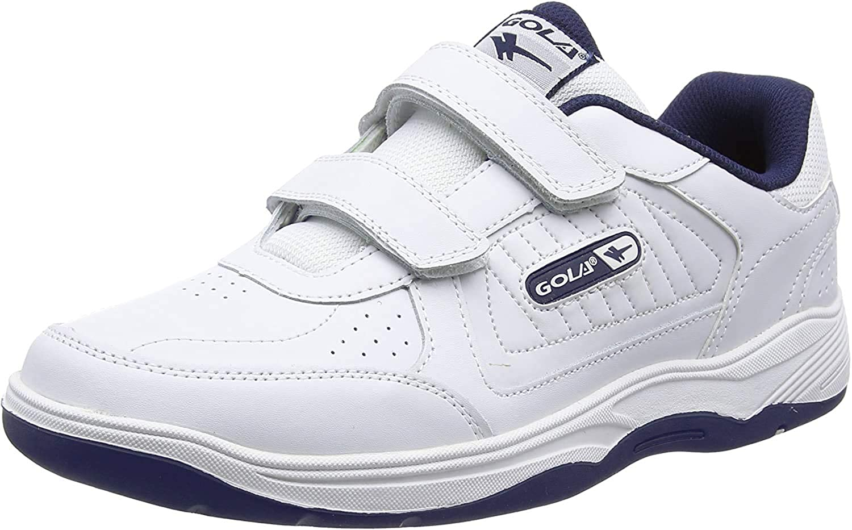 Gola Mens Belmont WF Wide Fit Sneakers