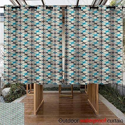 Amazon.com: Cortina para puerta con diseño floral de Dahlia ...
